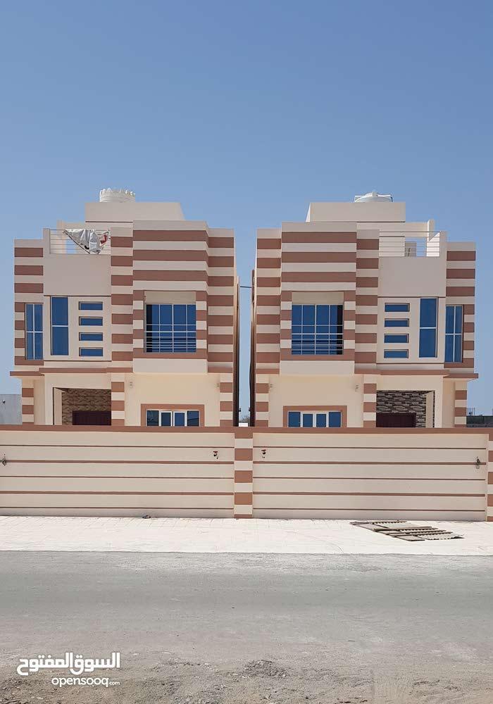 Al Haram neighborhood Barka city - 280 sqm house for sale