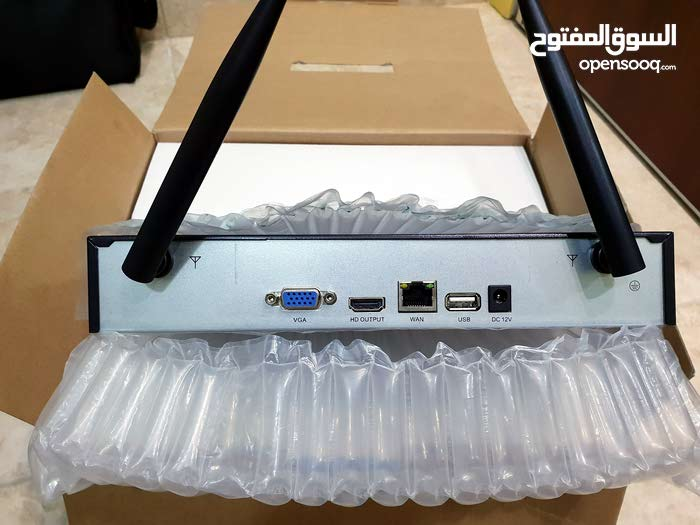 طقم كاميرات مراقبة جديد NVR , DVR