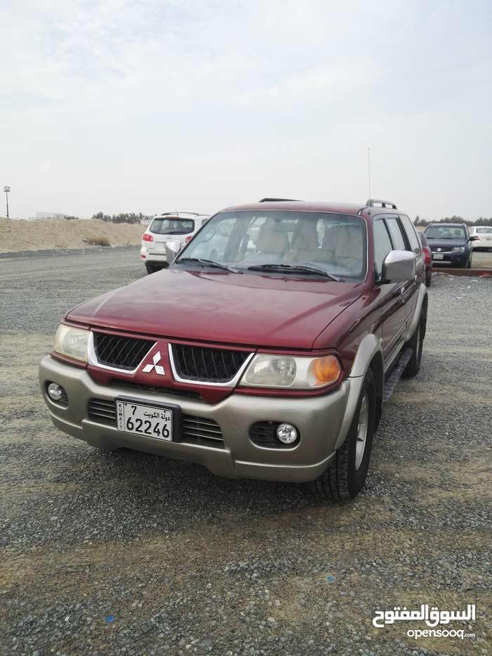 Mitsubishi Nativa 2005 in good condition for sale