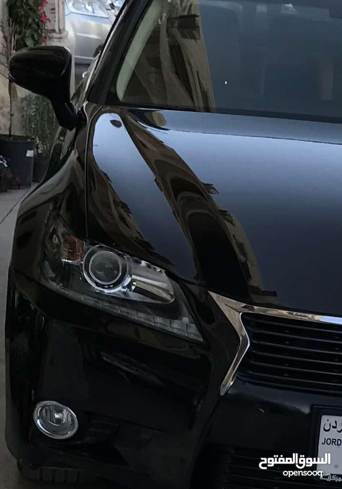 Black Lexus GS 2013 for sale