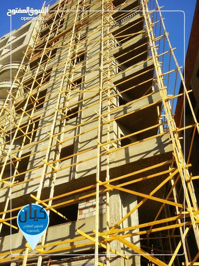 شقة 130م برج رئيسي فاصل ابن زيد والزعفران