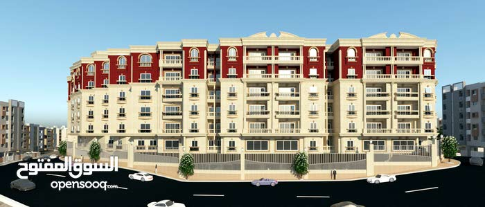 New Apartment of 164 sqm for sale Mokattam