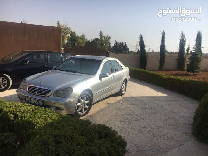 2003 Used C 200 with Automatic transmission is available for sale