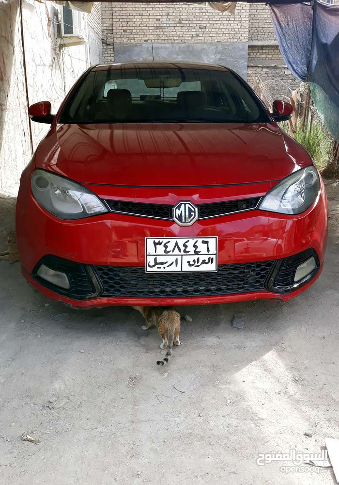 MG MG6 car is available for sale, the car is in Used condition