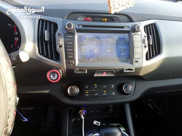 Automatic Kia 2015 for sale - Used - Dammam city