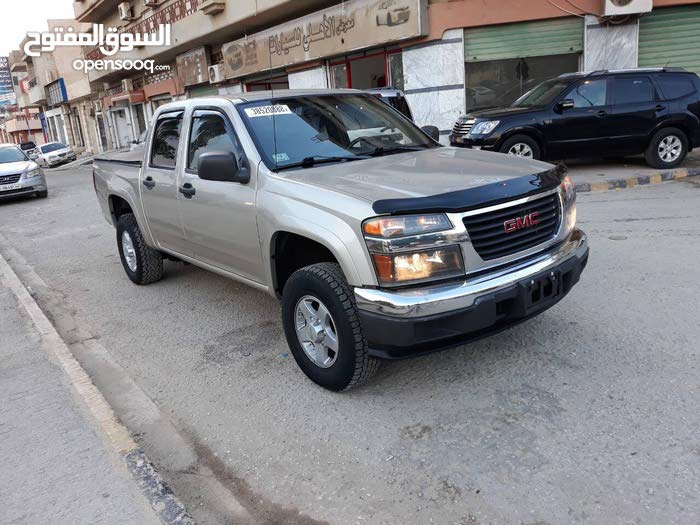 170,000 - 179,999 km GMC Canyon 2006 for sale