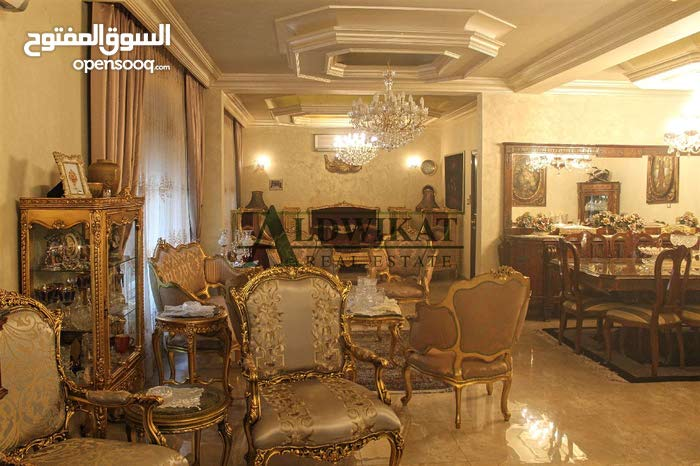 Villas In Amman And Consists Of More Rooms Bathrooms Is Available For Sale