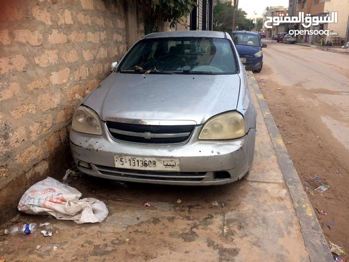 Automatic Chevrolet 2007 for sale - Used - Tripoli city