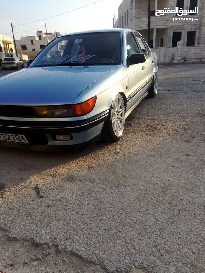 Mitsubishi Lancer car for sale 1990 in Amman city