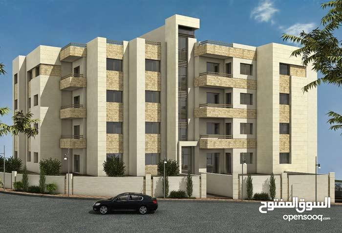 شقة 145م في ضاحية الأمير علي قرب نادي الجزيرة _ بلأقساط