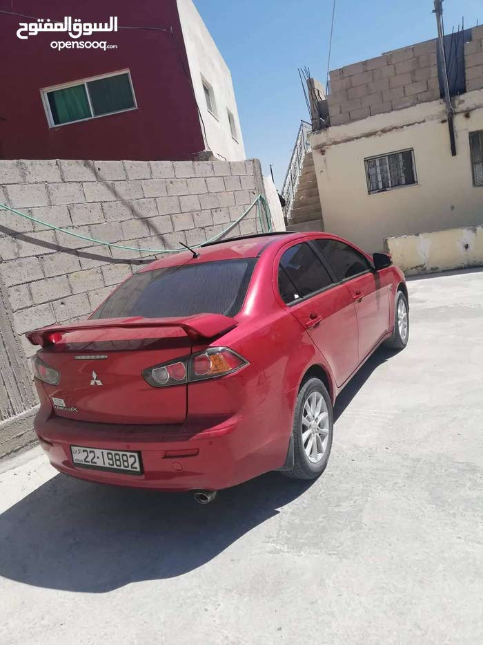 Automatic Mitsubishi 2015 for sale - Used - Tafila city