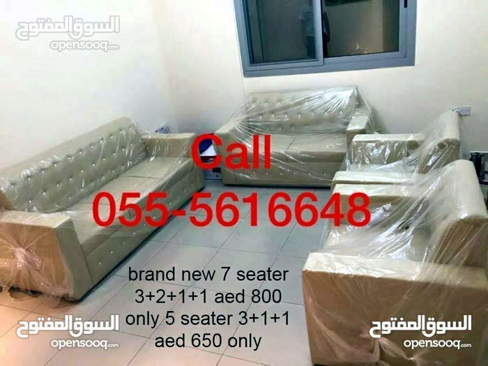 Available for sale in Fujairah - New Sofas - Sitting Rooms - Entrances