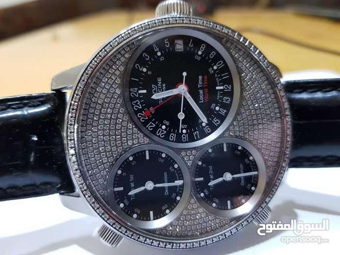 735c60e59 ساعة جلايكين سويسرية فاخرة مصنوع منها 50 ساعة فقط - مرصعة 2 قيراط الماس -  (103848816) | السوق المفتوح