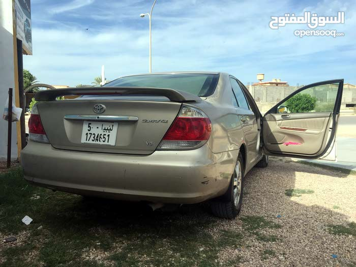 Toyota Camry Used in Misrata