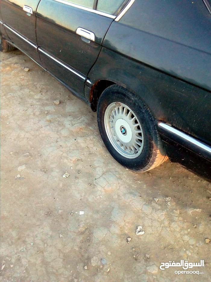 BMW 735 1990 For sale - Grey color