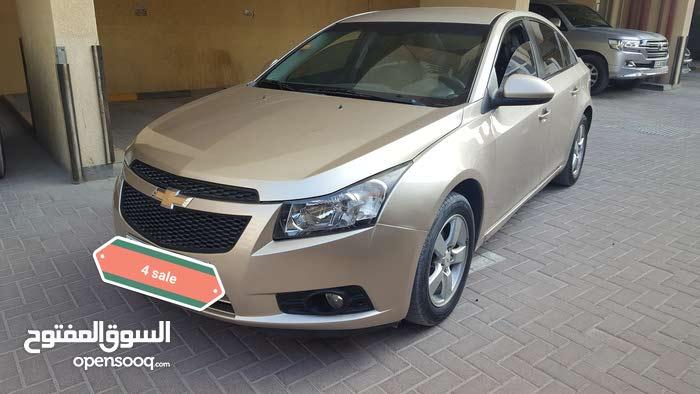Chevrolet Cruze in Dubai