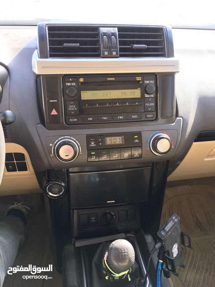 2014 Toyota in Benghazi