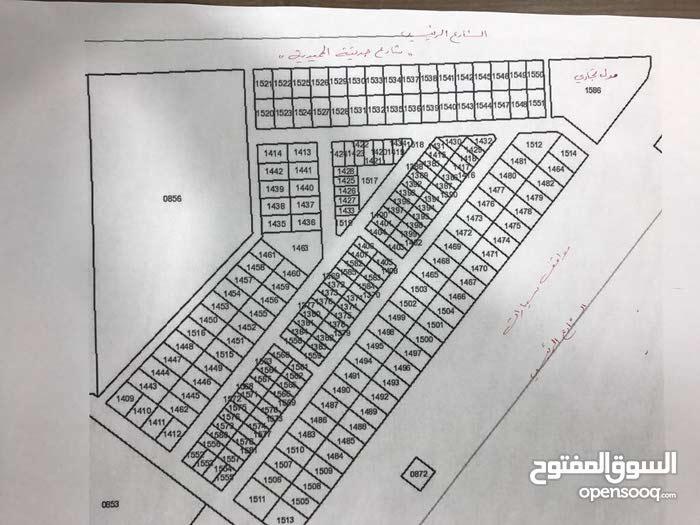 ارض للبيع بحي الياسمين