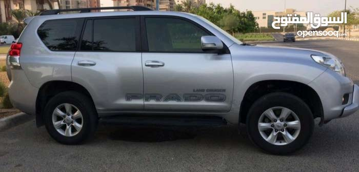 2010 Used Prado with Automatic transmission is available for sale