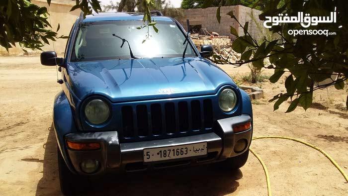 Used Jeep Liberty in Tripoli