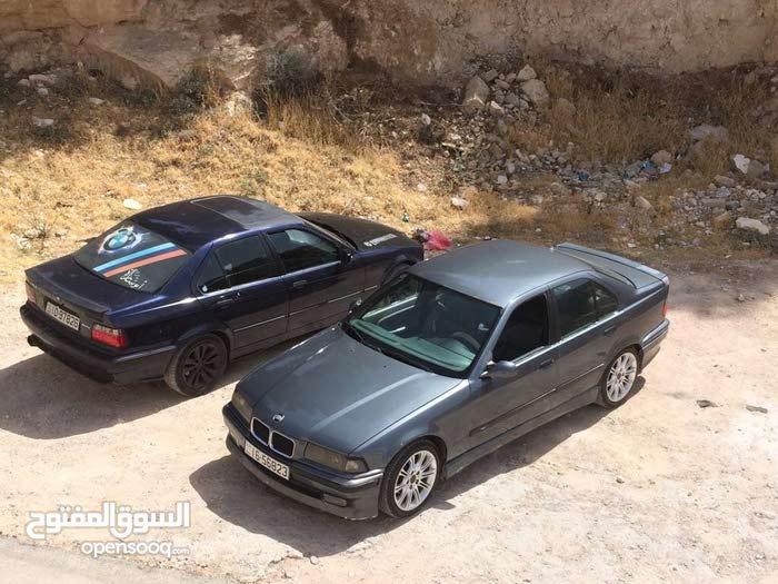 Gasoline Fuel/Power   BMW 320 1992