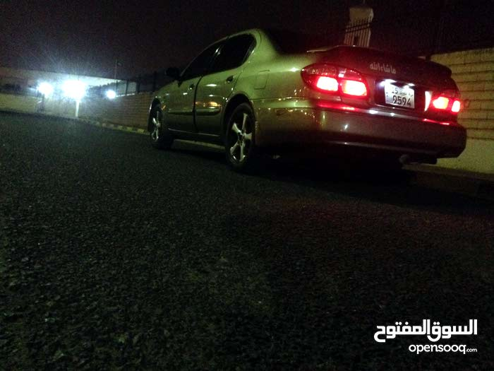 Nissan Maxima car for sale 2003 in Al Jahra city