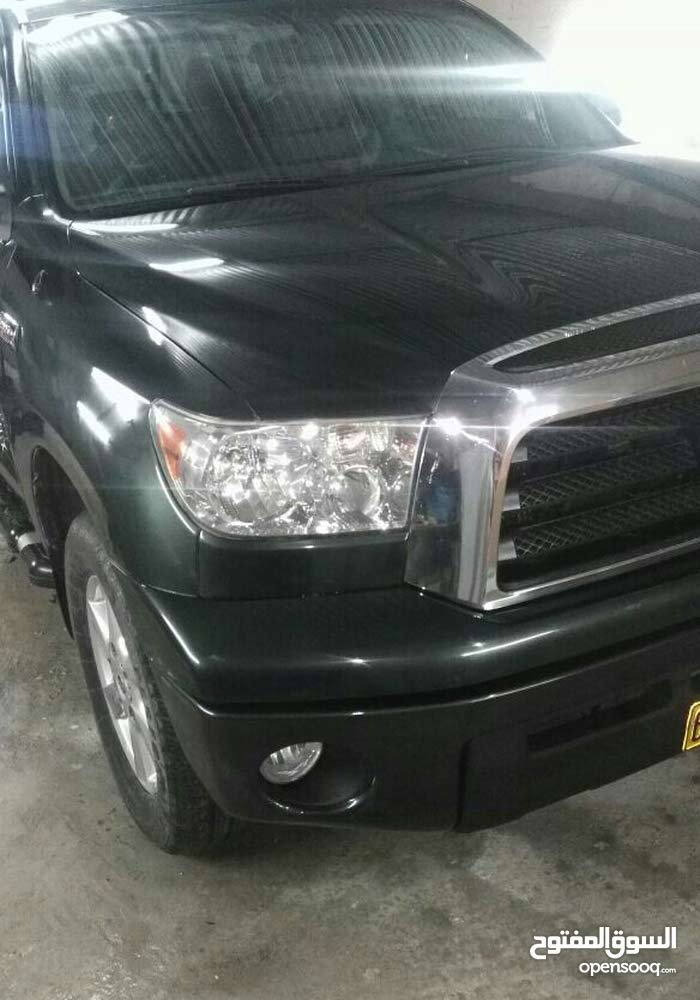 Toyota Tundra 2007 For sale - Green color