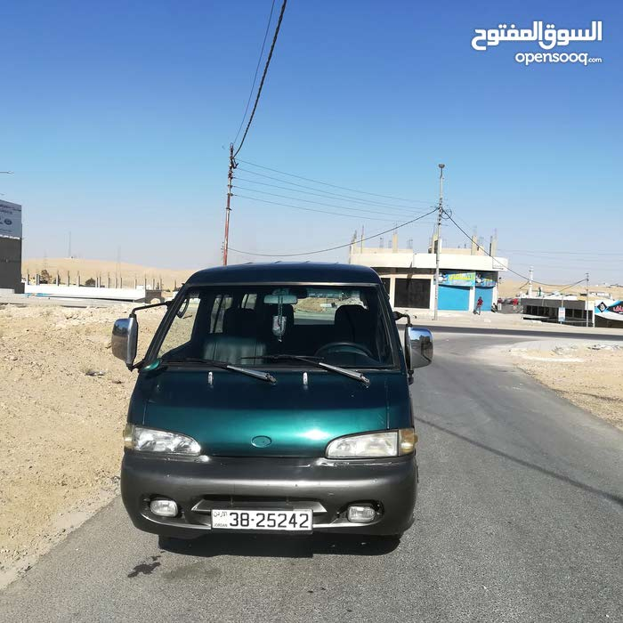 Available for sale! 190,000 - 199,999 km mileage Hyundai H100 1996