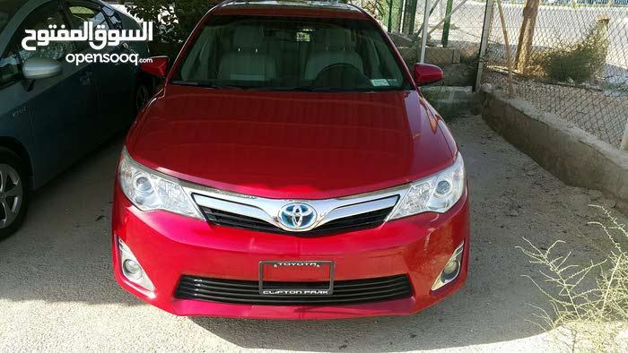 Red Toyota Camry 2014 for sale