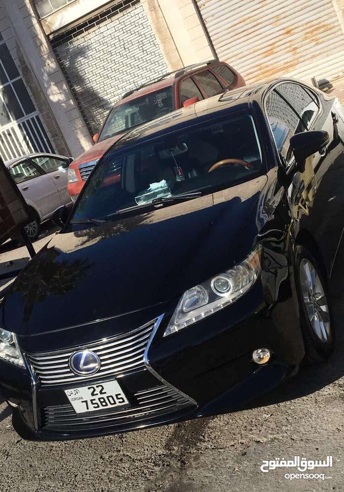 Lexus ES 2015 For sale - Black color