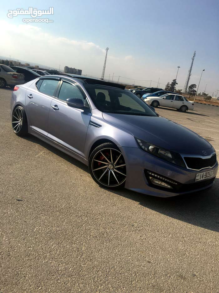 For sale Optima 2011