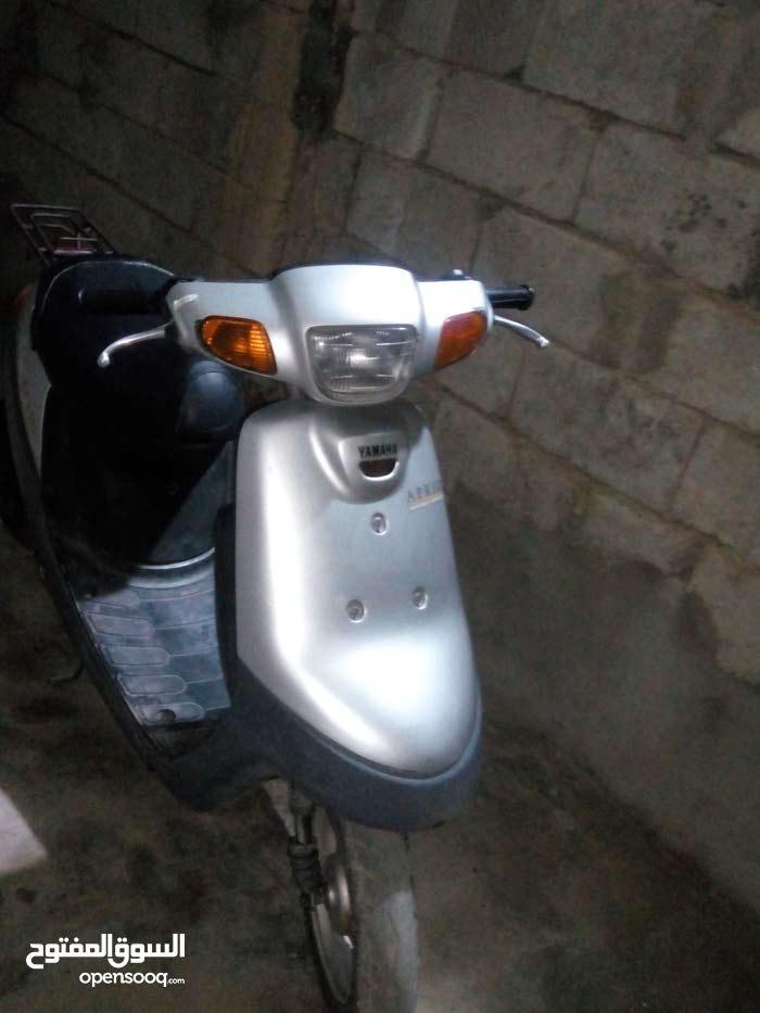 Basra - Yamaha motorbike made in 2018 for sale