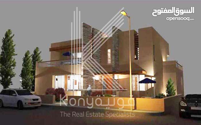 Villa in Amman Al Bnayyat for sale