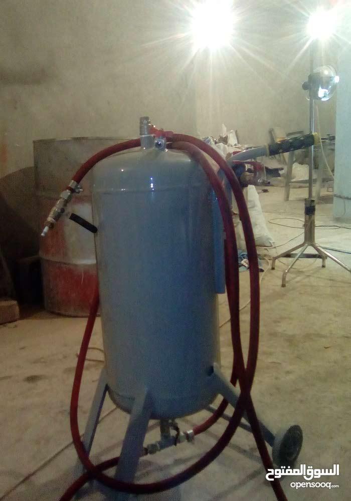 sableuse 50 Liter