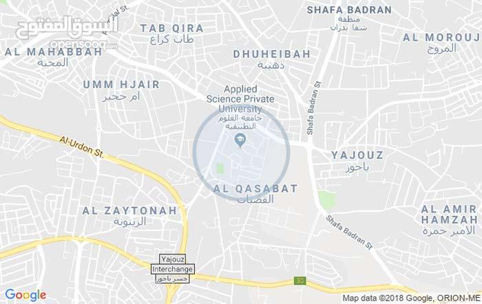 عماره للبيع أو للضمان في شفا بدران