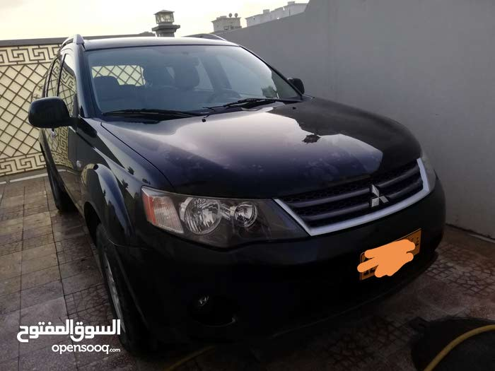 Available for sale! 10,000 - 19,999 km mileage Mitsubishi Outlander 2008