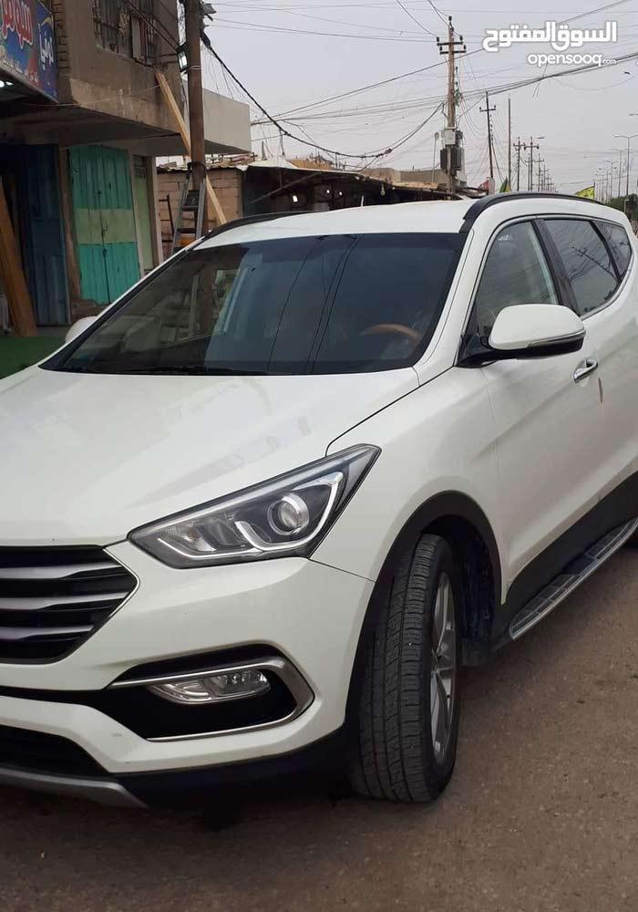 Used Hyundai Santa Fe for sale in Dhi Qar