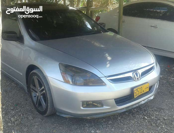 Honda Accord car is available for sale, the car is in Used condition