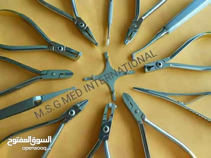 ادوات طبی للجراحةللاسنان وتجمیل