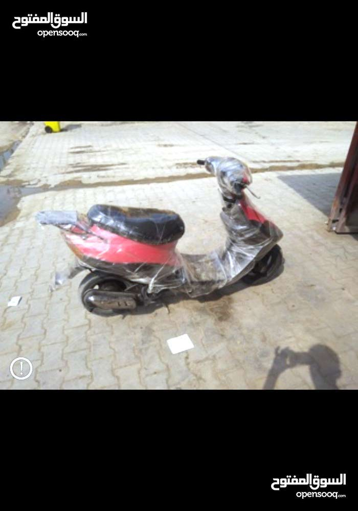 New Yamaha motorbike made in 2018 for sale