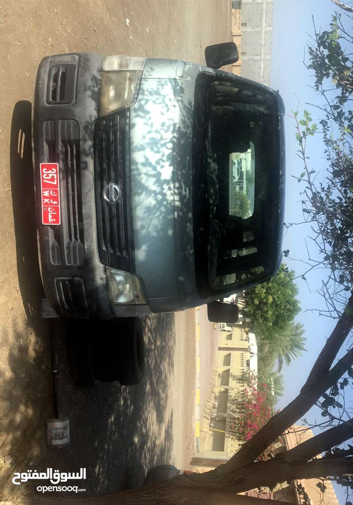 Nissan Other 2005 For sale - Silver color