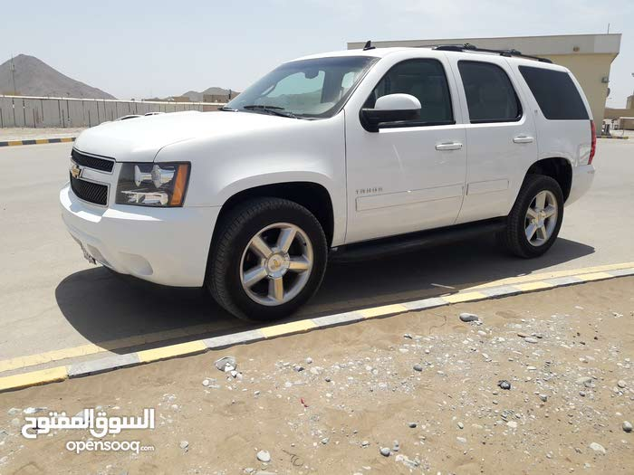 Used condition Chevrolet Tahoe 2012 with 10,000 - 19,999 km mileage