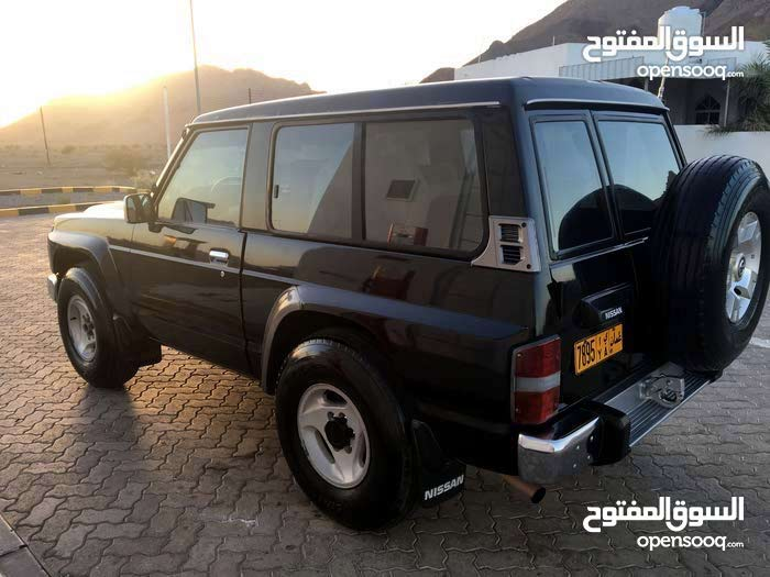 Used condition Nissan Patrol 1992 with 80,000 - 89,999 km mileage