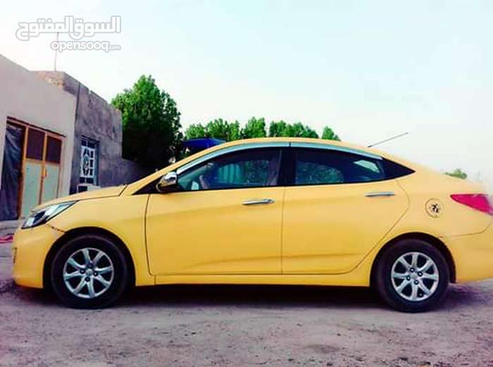 For sale Hyundai Accent car in Basra