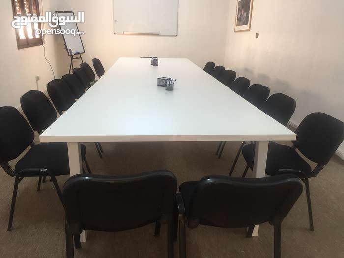 قاعات تدريب للايجار (يومي -شهري-سنوي) في بن عاشور طرابلس