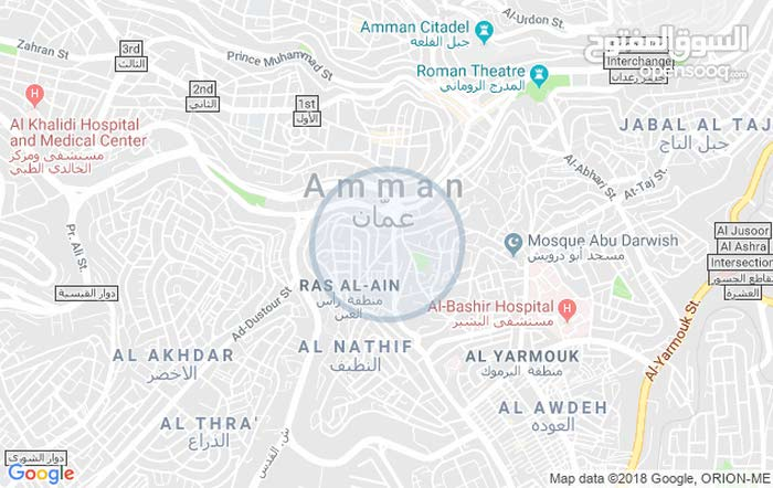 Brand new Villa for sale in AmmanAl Ashrafyeh