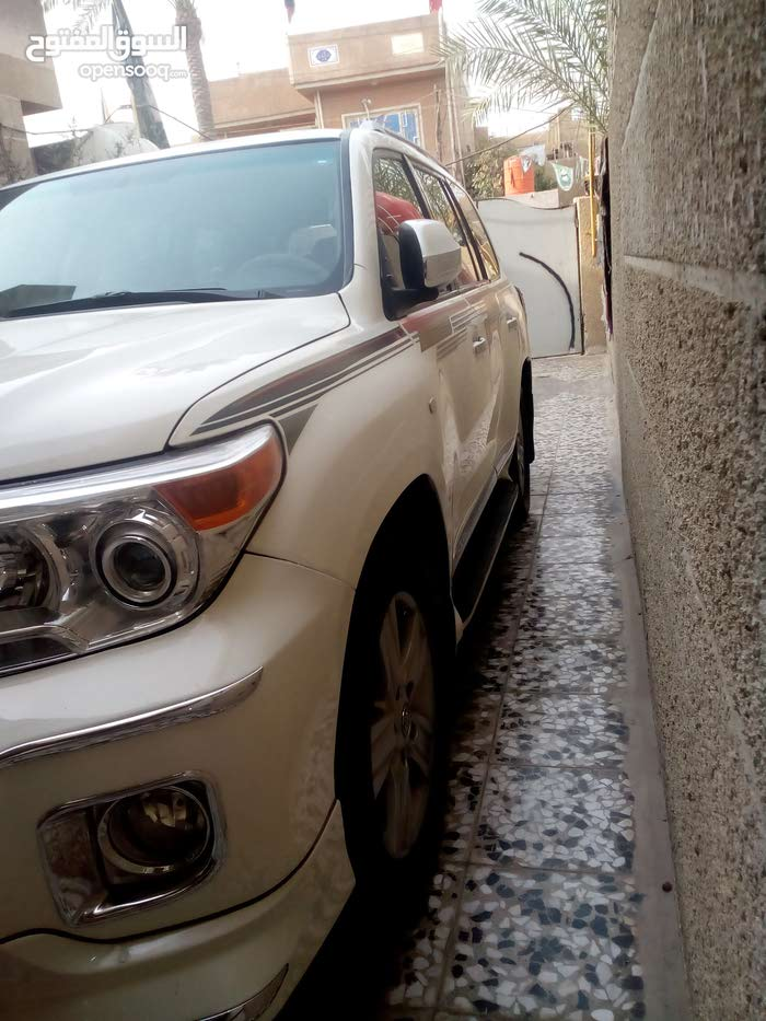 Used condition Toyota Land Cruiser 2008 with 100,000 - 109,999 km mileage