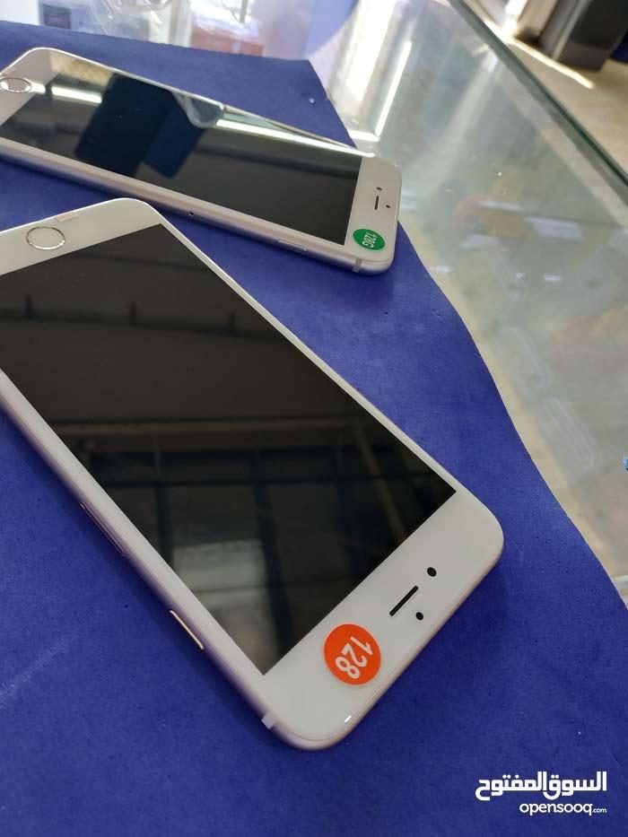 ايفون 6بلس 128جيبي الان متاح مع اقوى عرض سعر ممكن مع الهدايا