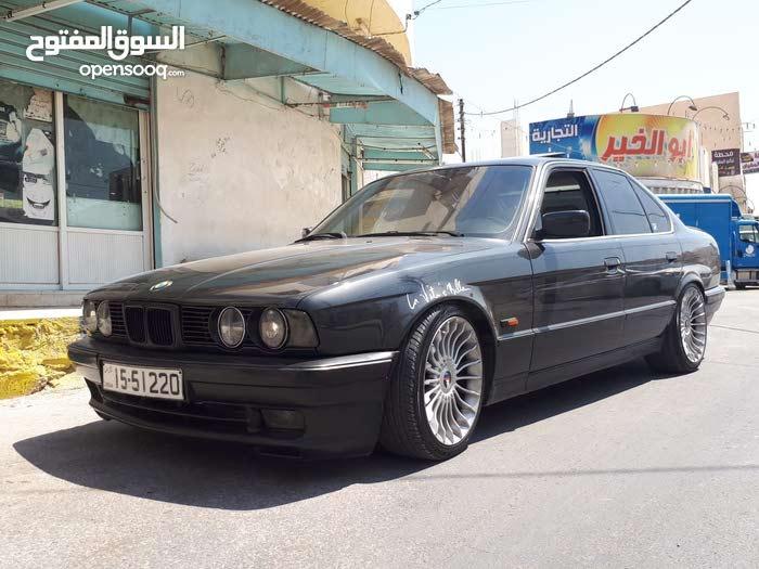 520 موديل 1994 فحص 2 جيد للبيع او البدل ع سيارة احدث