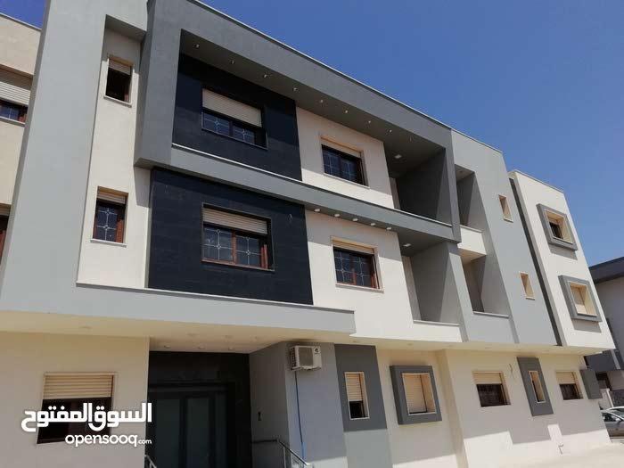 Alfornaj neighborhood Tripoli city - 200 sqm apartment for sale